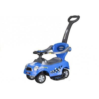 Odrážadlo autíčko Pusher Coupe - modré