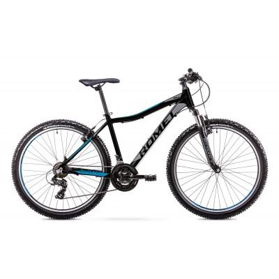 "Horský Bicykel Romet Rambler 26"" R6.1 JR TY300 S Ver 2 Čierno-modrý"