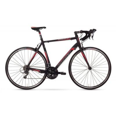 "Cestný bicykel 28"" Romet Huragan 1.0 22"" Čierno-červený"