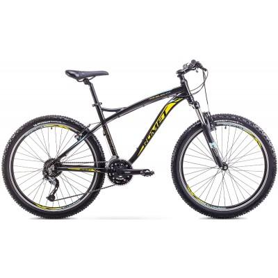 """Horský bicykel 26"""" Romet Rambler FIT Hliníkový 20"""" L Čierny"""