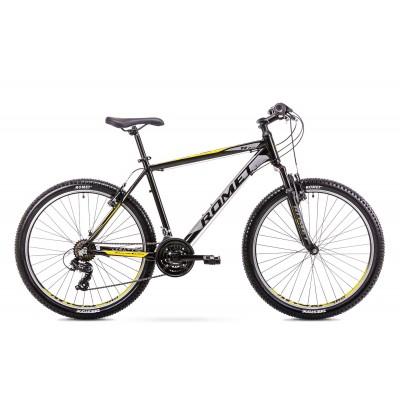 "Horský Bicykel Romet Rambler 26"" R6.0 TY300 S Čierno-žltý"