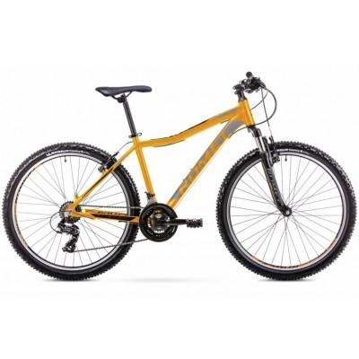 Horský Bicykel Romet Rambler R6.1 JR M Oranžový