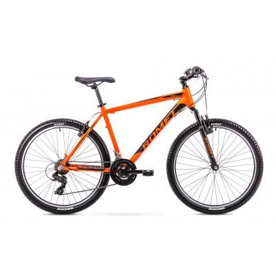 "Horský Bicykel Romet Rambler 26"" R6.0 Oranžovo-čierny"