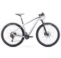Horský bicykel Romet 29 Monsun 1 Strieborn�...