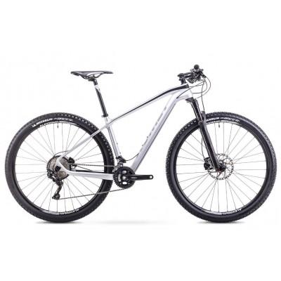 Horský bicykel Romet 29 Monsun 1 Strieborný