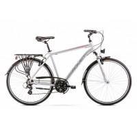 Krossový bicykel 28 Romet Wagant 1 Striebor...