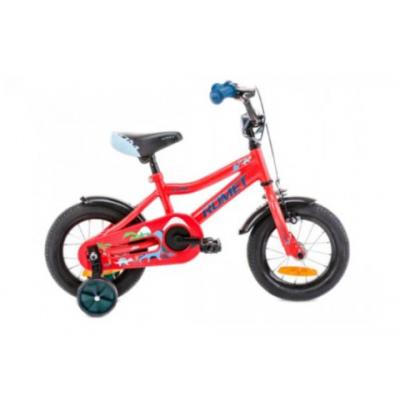 Detský bicykel 12 Romet Tom Červeno-modrý