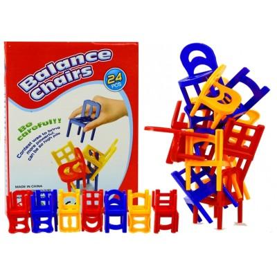 Hra Neposedné stoličky