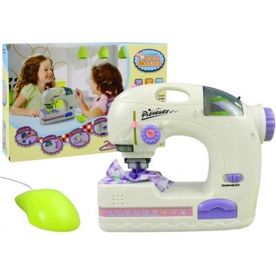 Detský šijací stroj