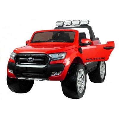 Elektrické autíčko Ford Ranger - nelakované - červené