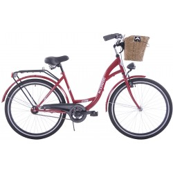 "Mestský bicykel 26"" Kozbike 26K45-S1CZ..."