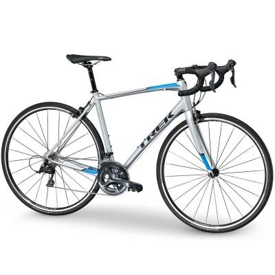 """Cestný bicykel 28"""" Trek Domane AL 3 60"""" Strieborný"""