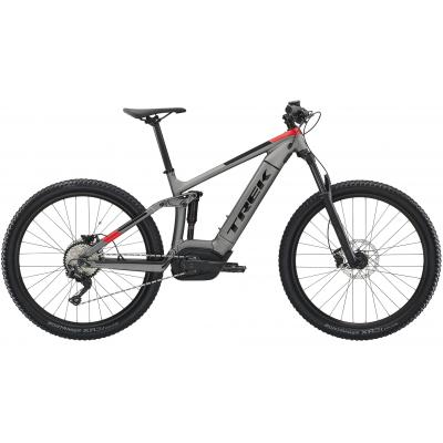 """Elektrický bicykel 27,5"""" Trek Powerfly FS 5 EU 500W 19,5"""" Antracitový"""