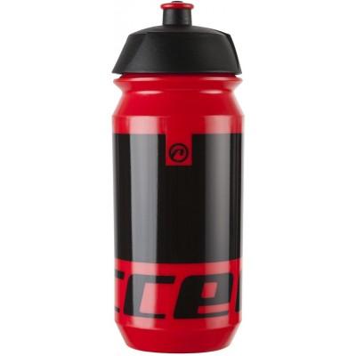 Fľaša 0,5 l Accent Peak Červeno-čierna