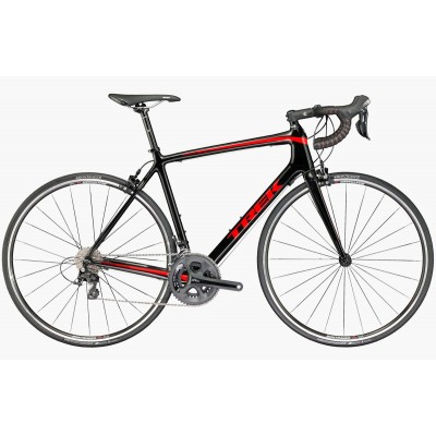 "Cestný bicykel 28"" Trek Emonda S 5 56"" Čierno-červený"