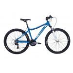 """Horský bicykel 27,5"""" Karbon Trail R3 21"""" Modrý"""