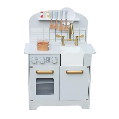 Detská drevená kuchynka Deluxe