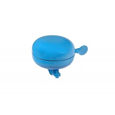 Zvonček hliníkový Ding-dong modrý