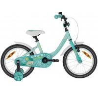 Detský bicykel 16 Kellys Ema hlinikový men...