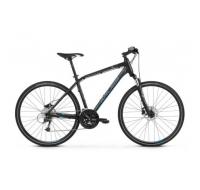 Krossový Bicykel 28 Kross Evado 6.0 S Čier...