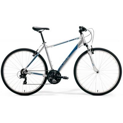 """Krossový Bicykel  M-Bike 5-V 48"""" S/M Sivo-modrý"""