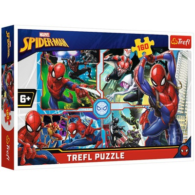 Puzzle 160 Spiderman