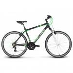 """Krossový Bicykel 28 Vellberg Explorer 1.1 M Altus 17"""" Čierno-zelený"""