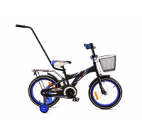 Detský bicykel 16 Mexller BMX Čierno-modr�...