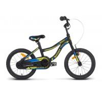 Detský bicykel 16 Rock Racer Sport Hliníko...