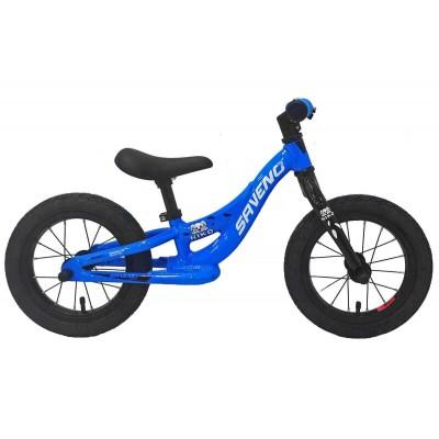 Detský bicykel 12 Saveno Niko Hliníkový Modrý