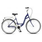 """Mestský bicykel 26"""" Kands Escape Nexus 3-prevodový Námornícka-modrá hliníkový 17"""""""