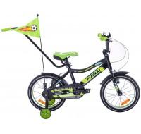 """Detský bicykel 16"""" Fuzlu Thor hliníko..."""