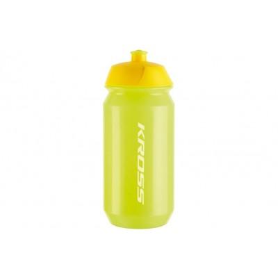 Fľaša 0,5 l Kross Pure - žltá