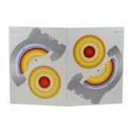 3D puzzle Glóbus