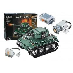 Stavebnica – tank RC