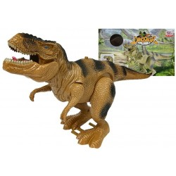 Dinosaurus Tyrannosaurus Rex na batérie -hn...