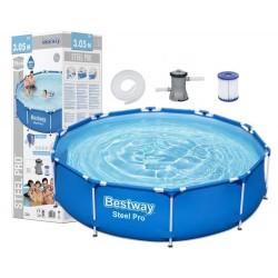 Záhradný bazén rámový Bestway 305 cm x ...