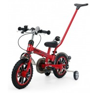"""Detský bicykel 12"""" Rastar Mini s rúč..."""