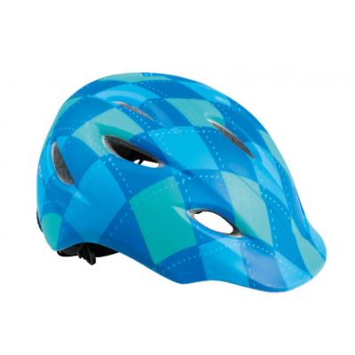 Detská cyklistická prilba Kross Infano XS/ 48-52 cm modrá