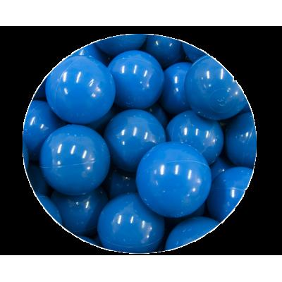 Loptičky do suchých bazénov Golden kids 100 ks - modré