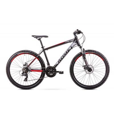 "Horský Bicykel Romet Rambler 26 "" R6.4 Acera-RDM360 2HT M Čierno-strieborný"