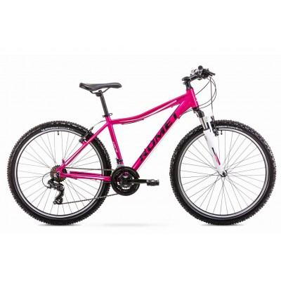 Horský Bicykel Romet Jolene 6.1 TY300 S Ružový