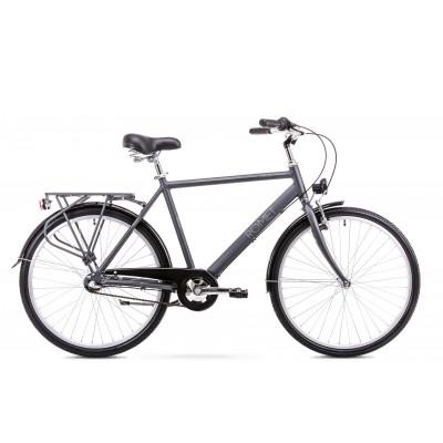 Mestský bicykel 26'' Romet Orieon 3S 3-prevodový Ver.2 Grafitový