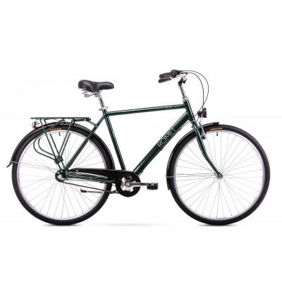 """Bicykel Romet Grom 3S 28"""" 3 prevodový Ver. 1 Zelený"""