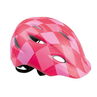 Detská cyklistická prilba Kross Infano S/52-58 cm ružová